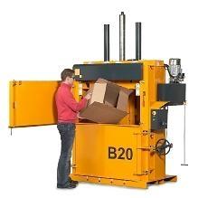 B20 - 人氣型直立壓縮打包機 2
