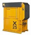 X25-穩定型省空間壓縮打包機