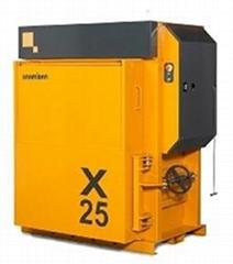 X25 AD 全自動槽門壓縮打包機