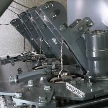 HC30 - 小型全自動橫式軌道壓縮打包機 2