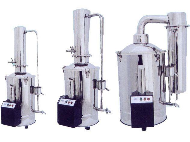 断水自控型不锈钢电热蒸馏水器HSZII-20 1