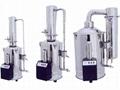 断水自控型不锈钢电热蒸馏水器H