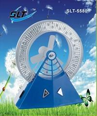 Rechargeable Multi-purpose Fan SLT-5580