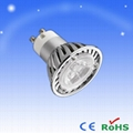 LED GU10 3W 射燈