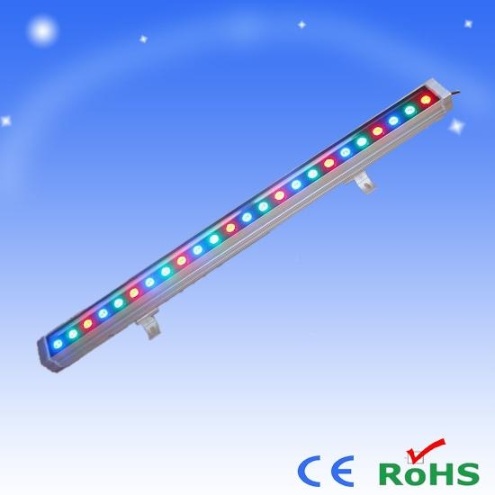 LED 七彩24瓦 洗牆燈 1
