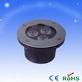 LED 3W 水底燈