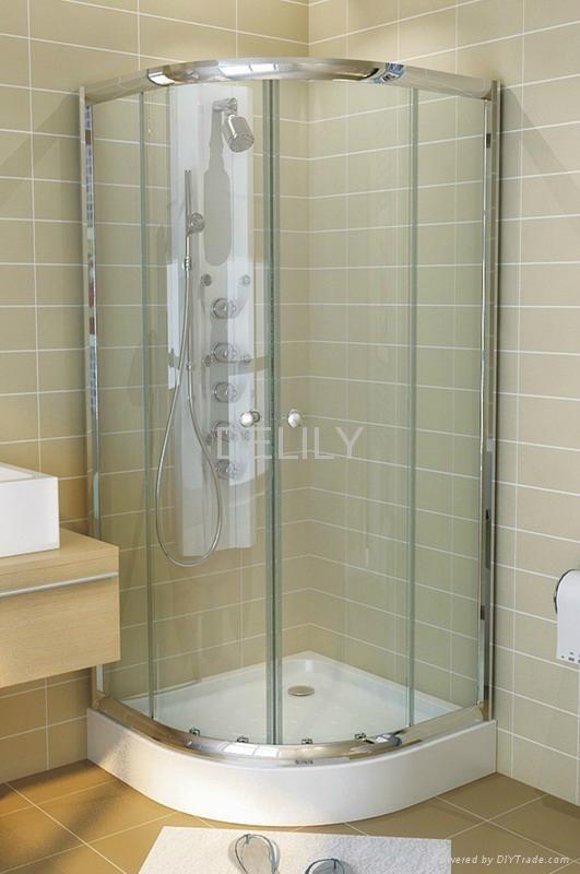 quadrant corner shower enclosure - 15r42-a
