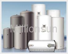 太阳能热水箱