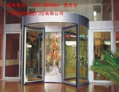 桂林旋转门