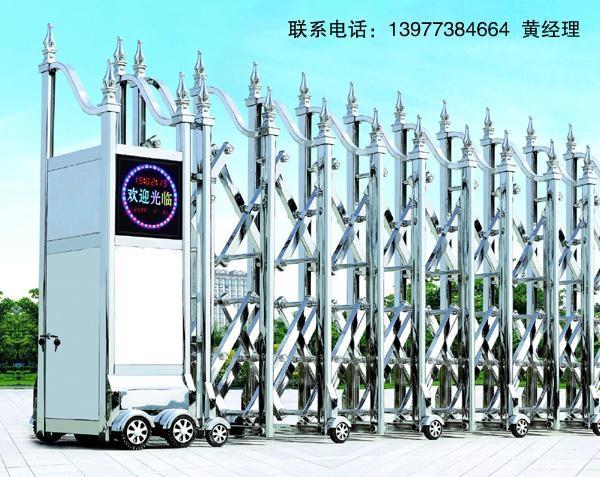 桂林电动门 1