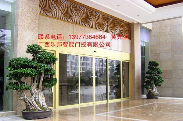 桂林自动门 2