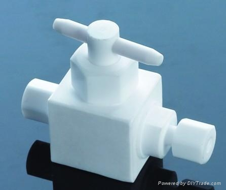 PTFE tube fittings,Teflon products 4