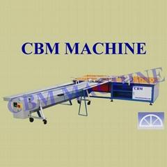 Arch bending machine/ window machine