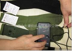 供油田煤炭電力作業抗靜電(anti-static)導電棉襪(