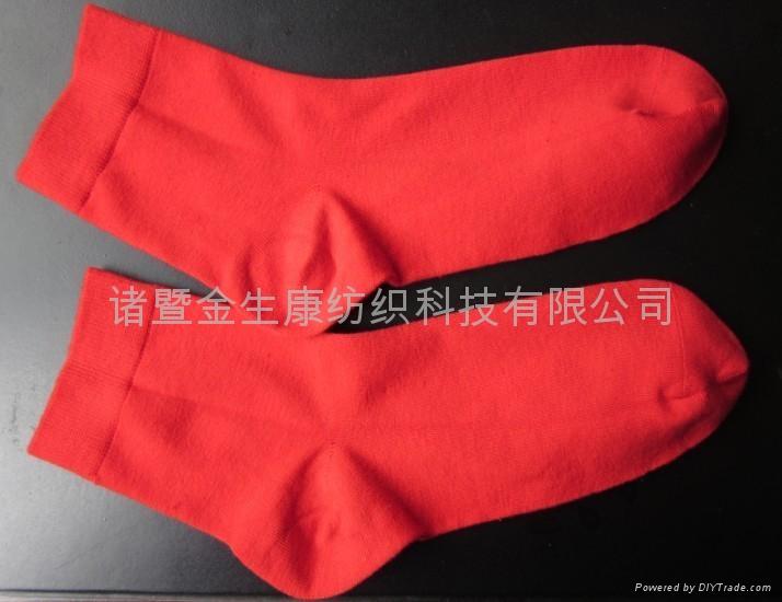 供防火阻燃抗菌襪 2
