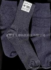 01 military-style nano anti-bacterial socks