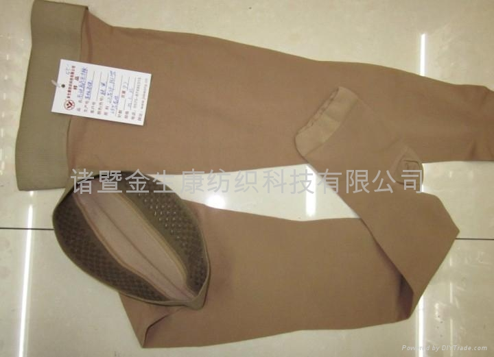 Long Barreled Anti Varicose Veins Compression Stockings