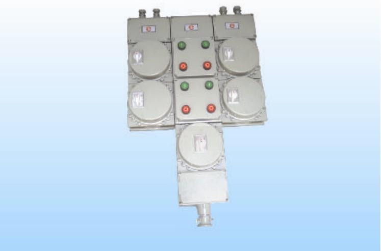 BXX52系列防爆檢修電源插座箱 1