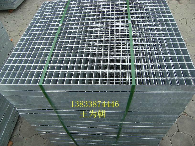 热镀锌钢格板 2