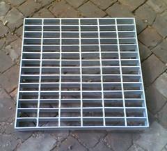 平台钢格板 2