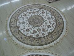 维斯克斯人丝地毯