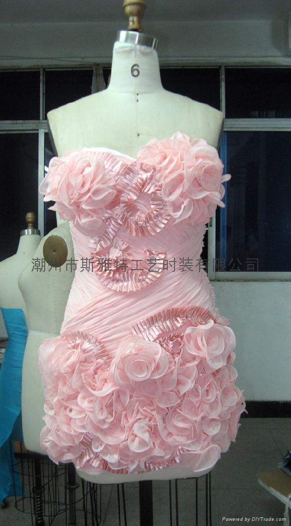 短款礼服 1