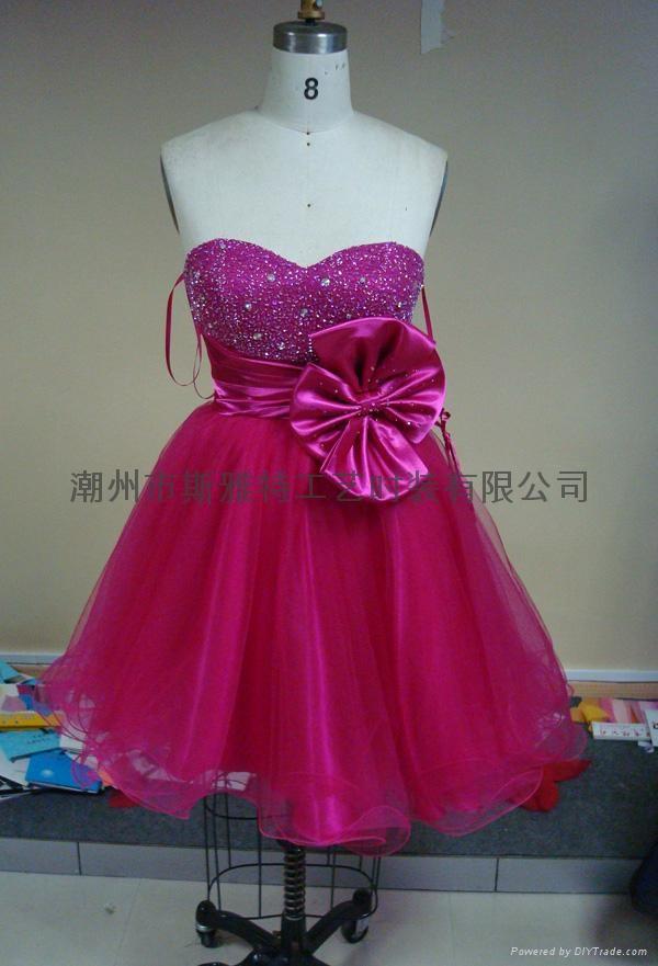 短款礼服 2