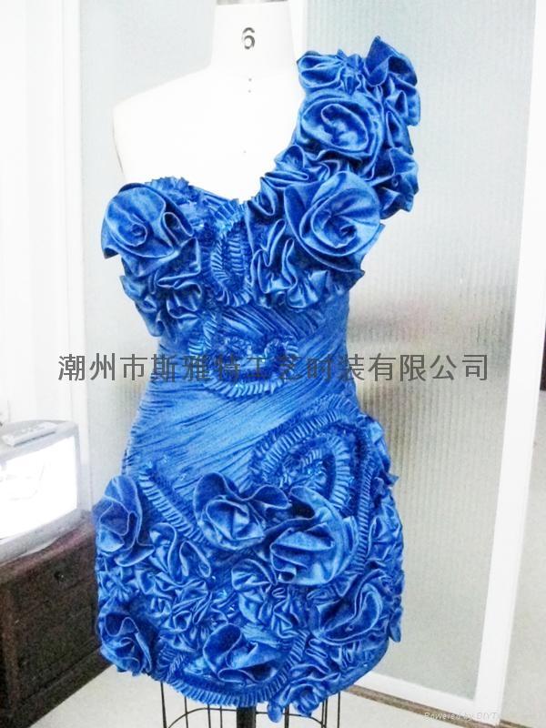 短款礼服 3