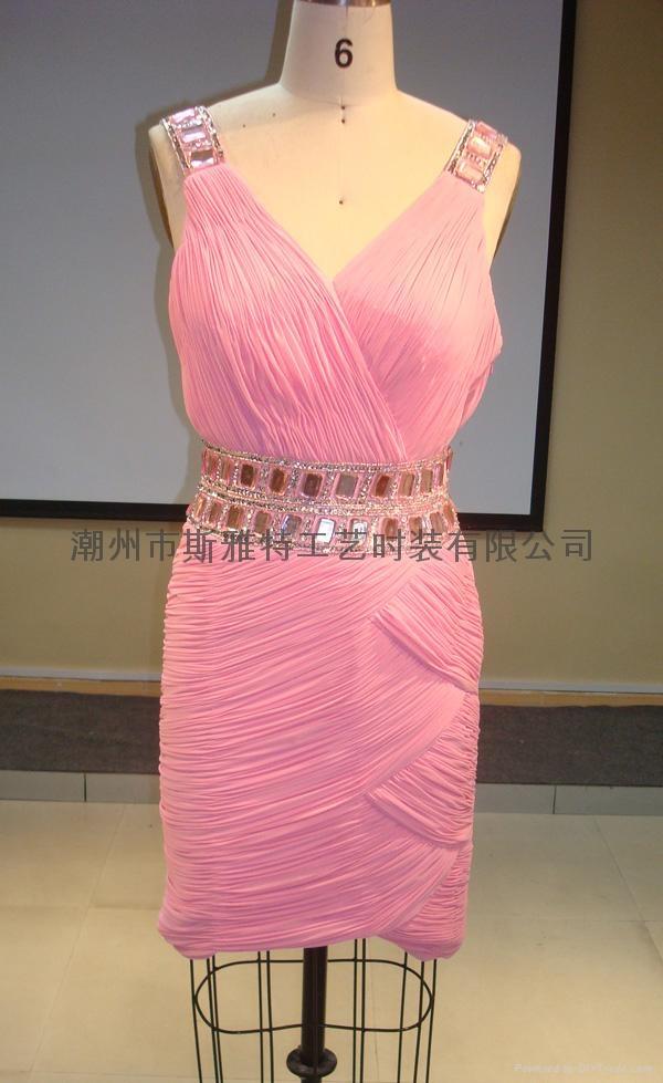 短款礼服 5