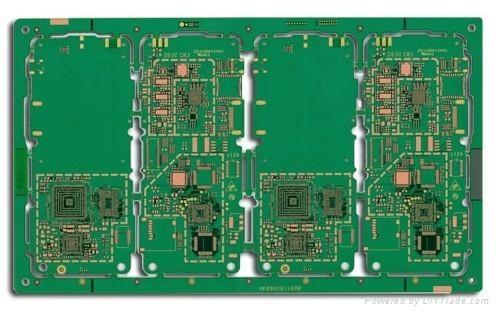 Multilayer Pcb Mobile Phone Pcb 4 6 8layers Pcb Pcb Copy