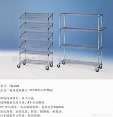 深圳厂家专业生产优质线网货架车