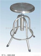 多款式不鏽鋼凳子訂做廠商