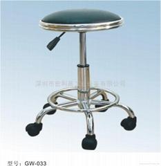 廠家生產高品質防靜電皮革昇降凳
