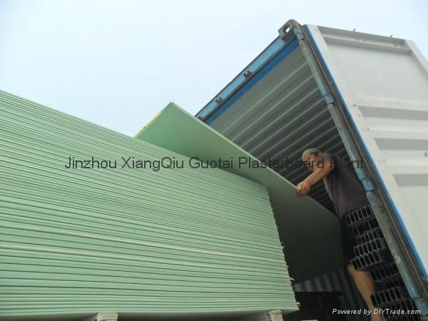 Water Resistant Drywall : Water resistant gypsum board gts xiangyun china