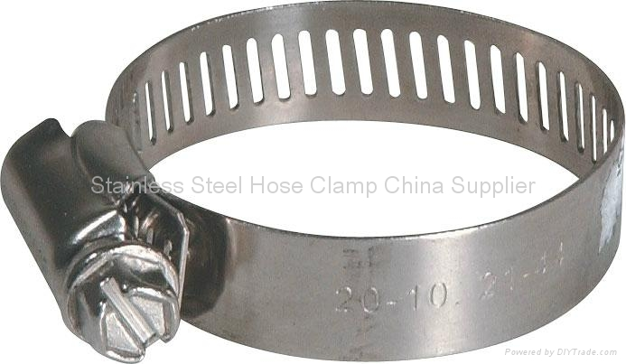 Stainless Steel Hose Cl&(Worm Drive) 1 ...  sc 1 st  DIYTrade & Stainless Steel Hose Clamp(Worm Drive) - WD-SSHC - Wanda (China ...