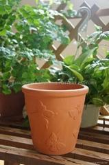 Planting flowerpot environmental friendly flowerpot gardening tool