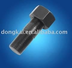 high strengthened semiaxle bolt