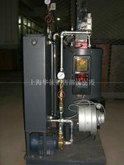 3/6萬大卡盤管燃油(燃氣)熱水鍋爐