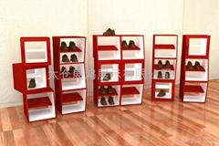 鞋類展示櫃