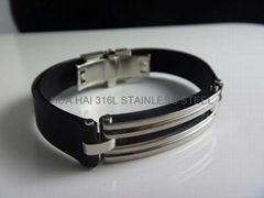 Stainless Steel Jewelry/316L Stainless steel Braceletes
