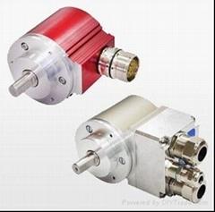 上海贺森机电现货供应原装德国TR编码器、T&R传感器