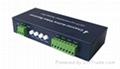 4路有源视双绞线传输电位器细调6级防雷 2