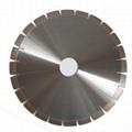 Diamond saw blade for granite (550X15H)