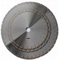 Diamond saw blade for granite (500X15H) 1