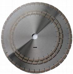 Diamond saw blade for granite (500X15H)