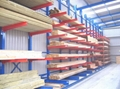 Single/double cantilever racks  racking wholesaler& distributer of china
