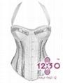 BST012 Bridal Corset (white)