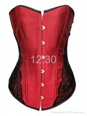 Why Men Love Women Who Wear CY02 Overbust Corset