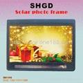 太陽能飾品廣告禮品投影手電筒 2