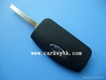 High quality Ford Focus remote key shell 3 buttons blank case car key for ford 2
